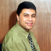 Professor Francis Petersen